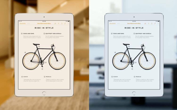 Apple TrueTone-Display