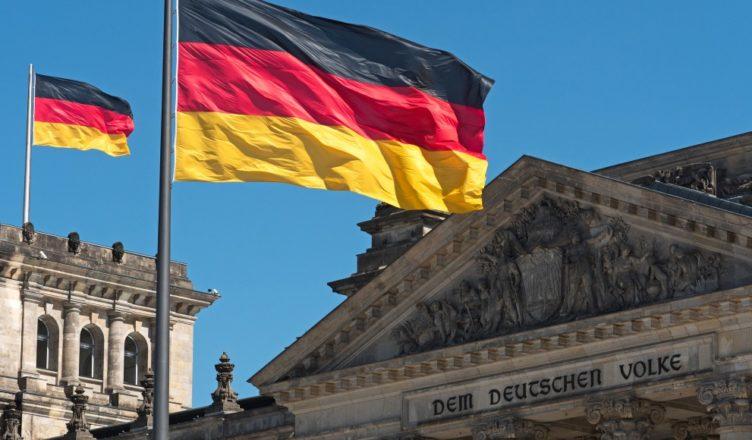 Alemania - Bandera