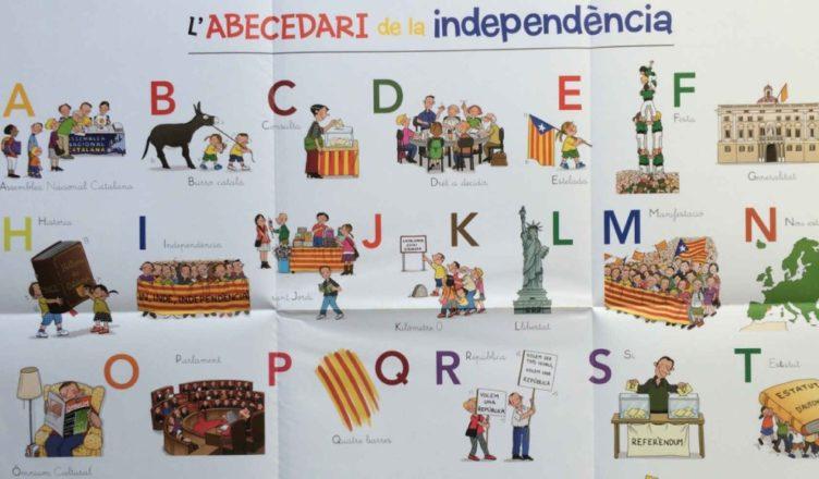 Catalunya - Abecedari Independencia