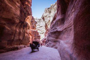 Is Petra Safe? Solo female traveler Petra Jordan