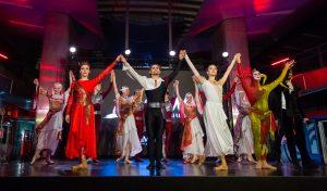В московском метро состоялся предпремьерный показ фрагментов балета «Дракула» В московском метро состоялся предпремьерный показ фрагментов балета «Дракула» 191031 IDN 3452 300x176