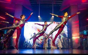 В московском метро состоялся предпремьерный показ фрагментов балета «Дракула» В московском метро состоялся предпремьерный показ фрагментов балета «Дракула» 191031 IDN 2683 300x188