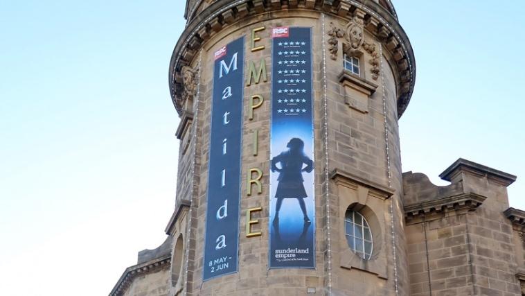 Matilda the Musical Sunderland Empire