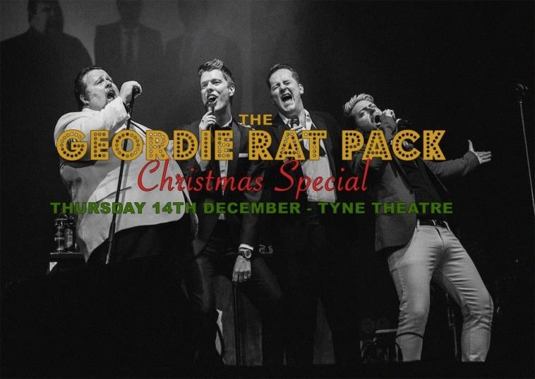 the geordie rat pack