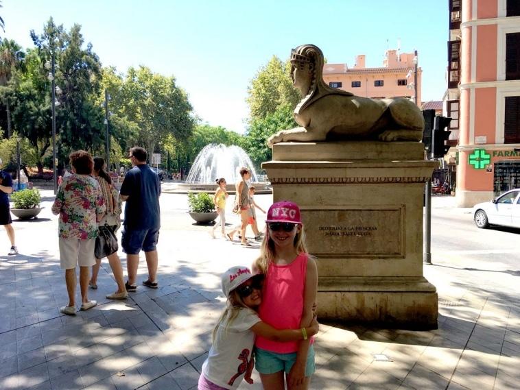 City trip to Palma