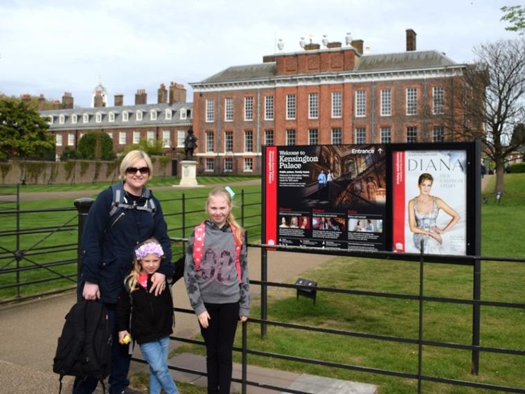 Kensington Palace Tour