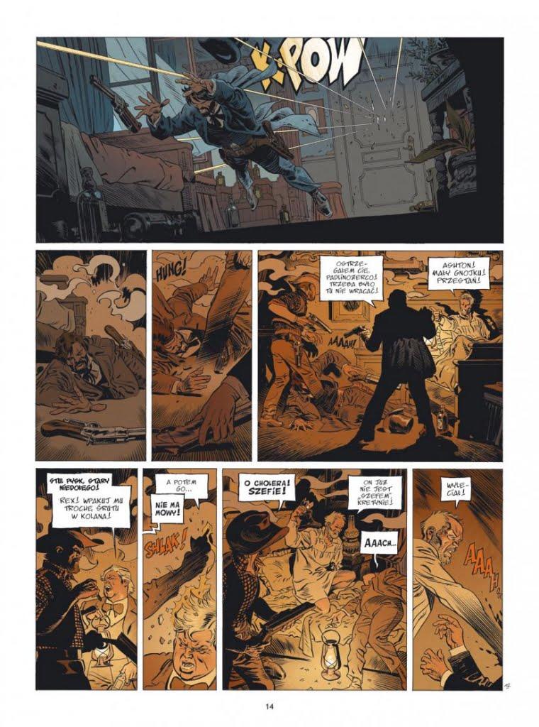 Undertaker tom 3: Ogr z Sutter Camp przykładowa strona