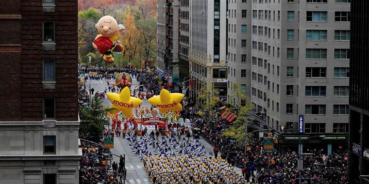 16 Macys Day Parade Images