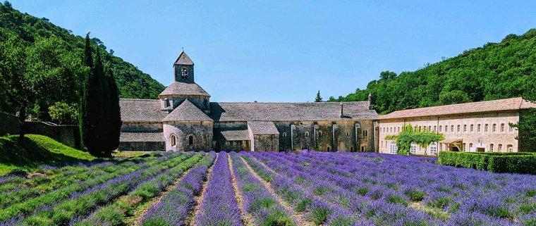 Frankreich ist schön...