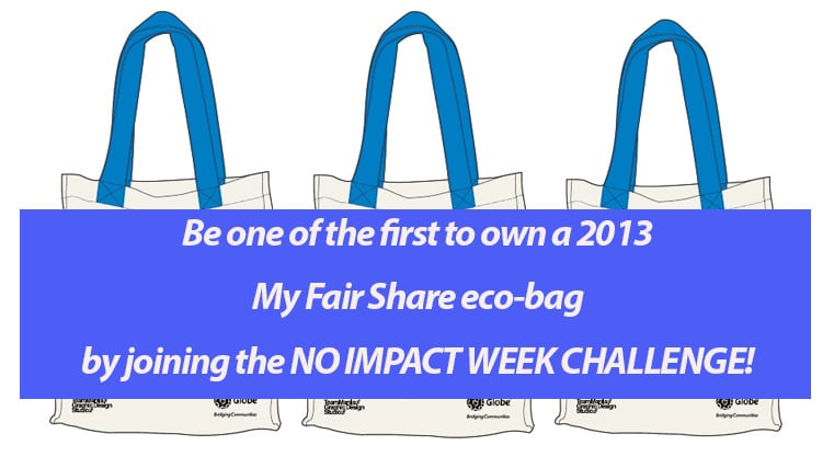 My Fair Share Eco-Bag!