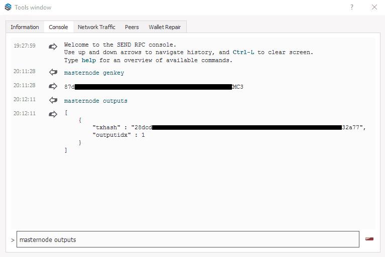 Social Send Windows VPS Masternode Setup