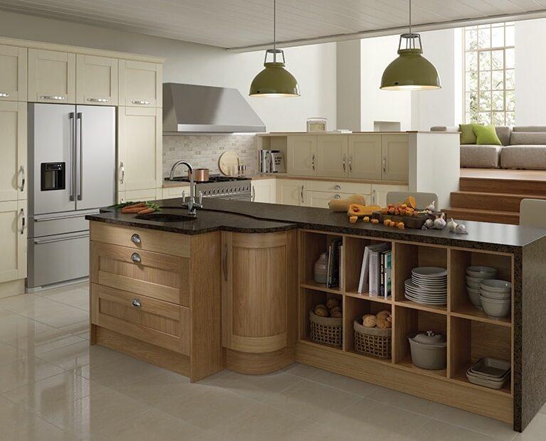 modern-contemporary-olympia-oak-white-kitchen-island-cabinets