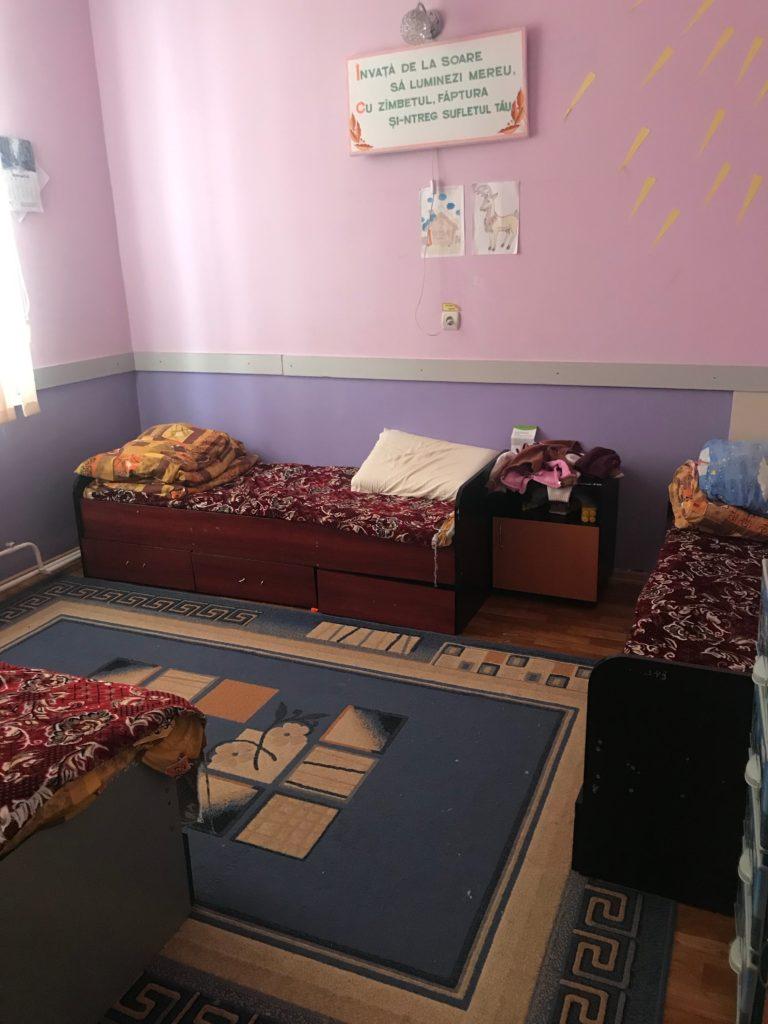 Typisches Kinderzimmer