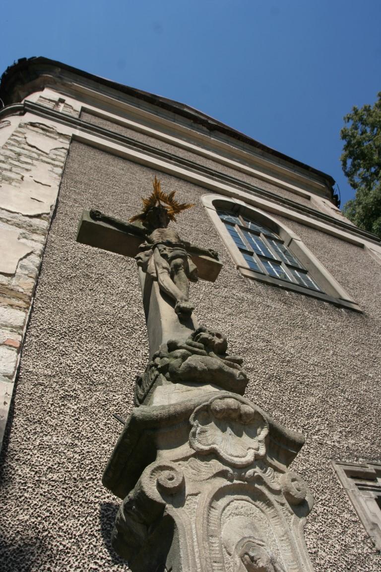 kostel sv. Barbory Otovice