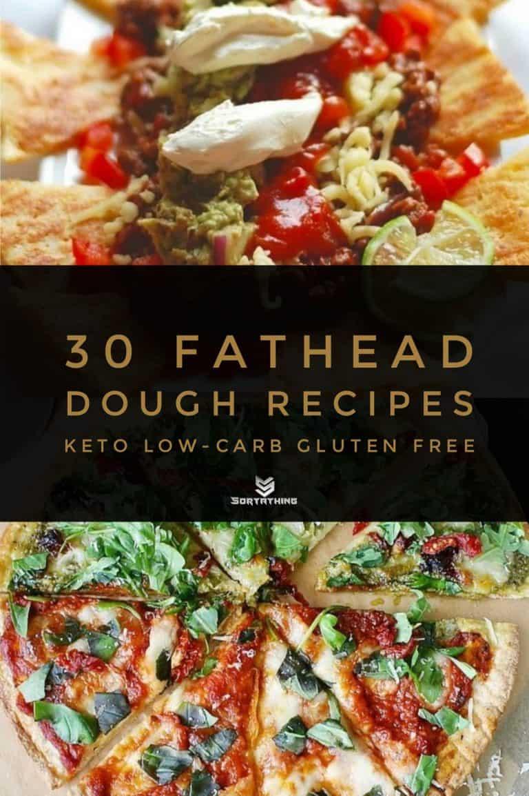 Fathead Dough Nachos & Pizza Dough