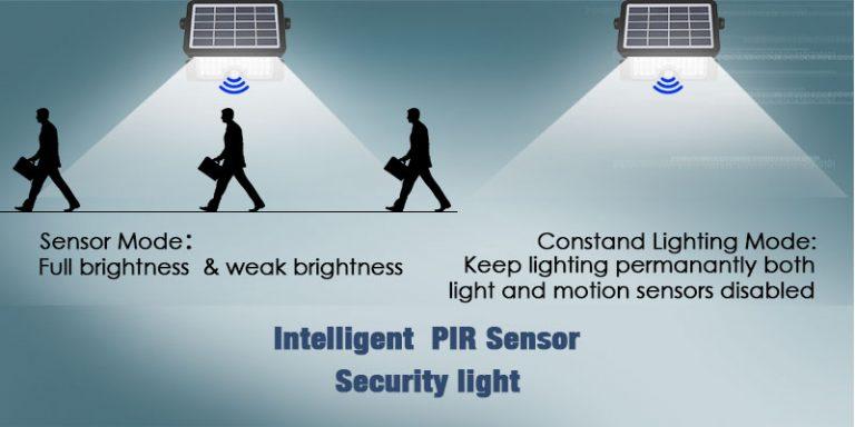 Solarmate LED Light - Flood 5W - Motion Sensor