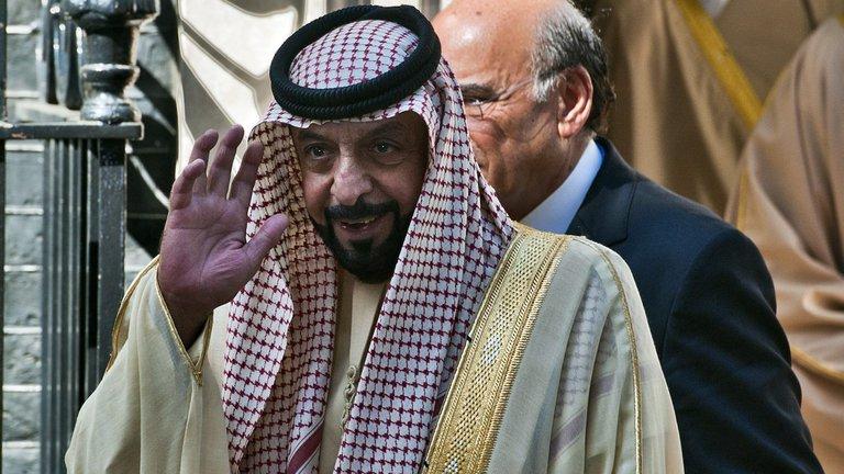 Presidente de los Emiratos