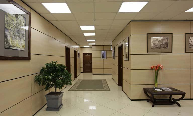 Недорогой ремонт офисных помещений