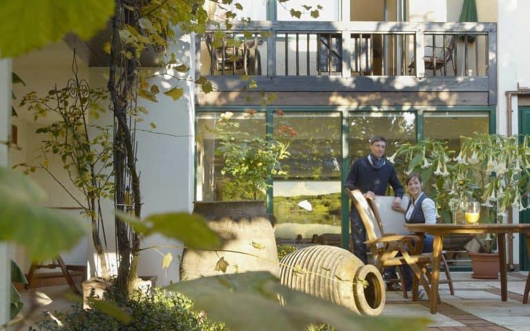 Angebot Verwöhntage Hof Wasserkuppe Rhön Entspannung