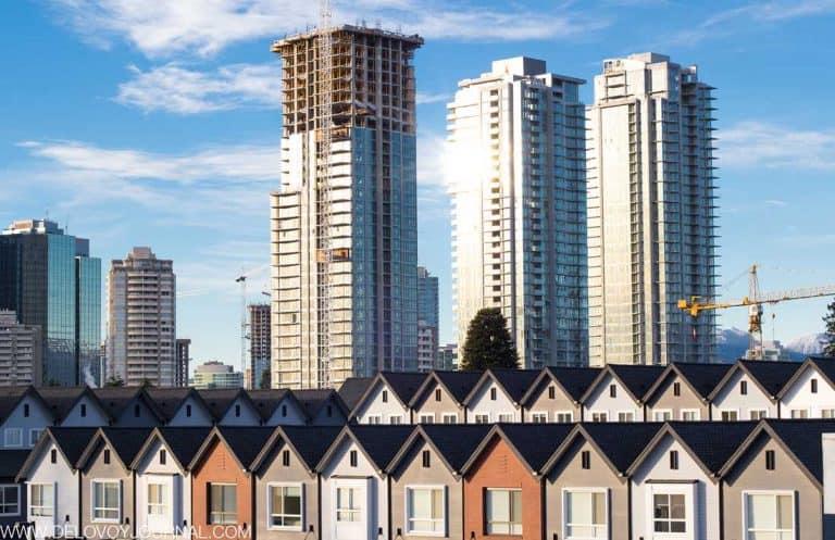 Продажи новых жилых домов в США: апрель 2019