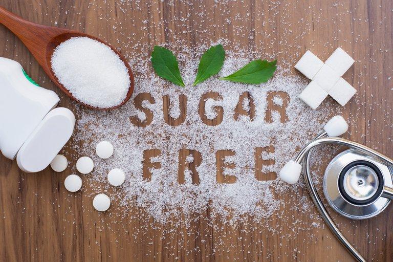 Azúcar vs edulcorantes