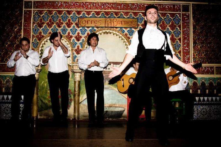 Torres Bermejas Prenotare Flamenco a Madrid