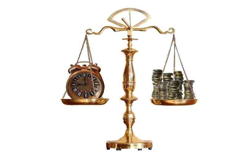 Tempo, denaro, giustizia