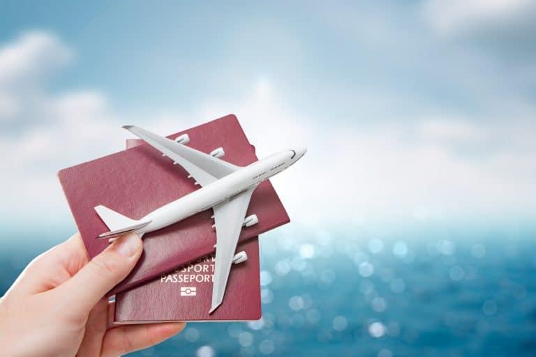 Passport Plane