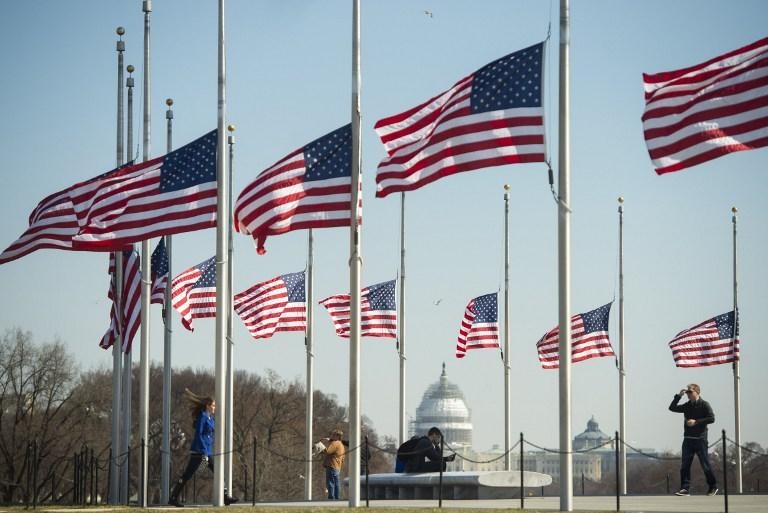 Banderas EE.UU.