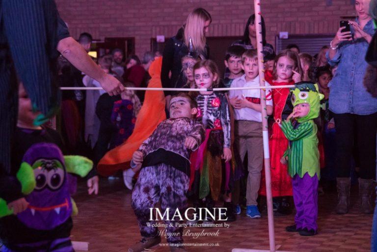 Children's disco parties in Ely, Cambridgeshire