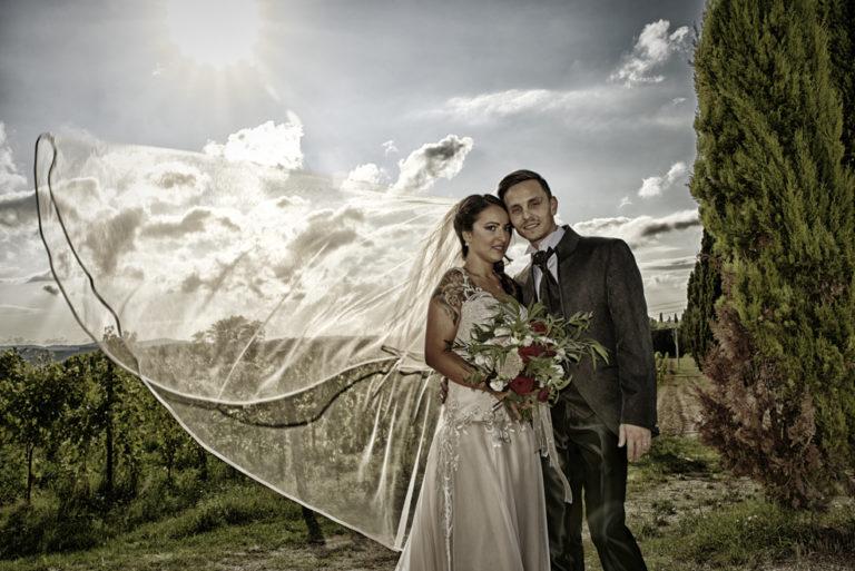Matrimonio Daniela Giuseppe Colle di Val Elsa 2018