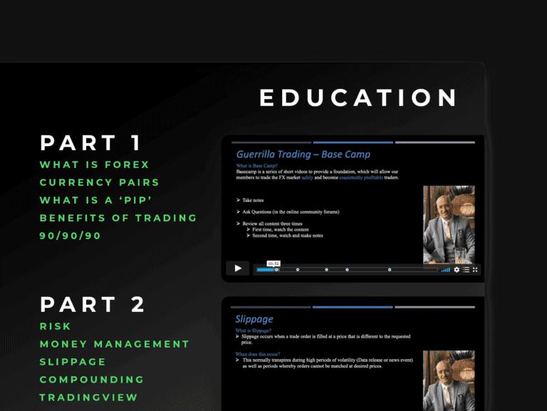 Best Forex Education Program