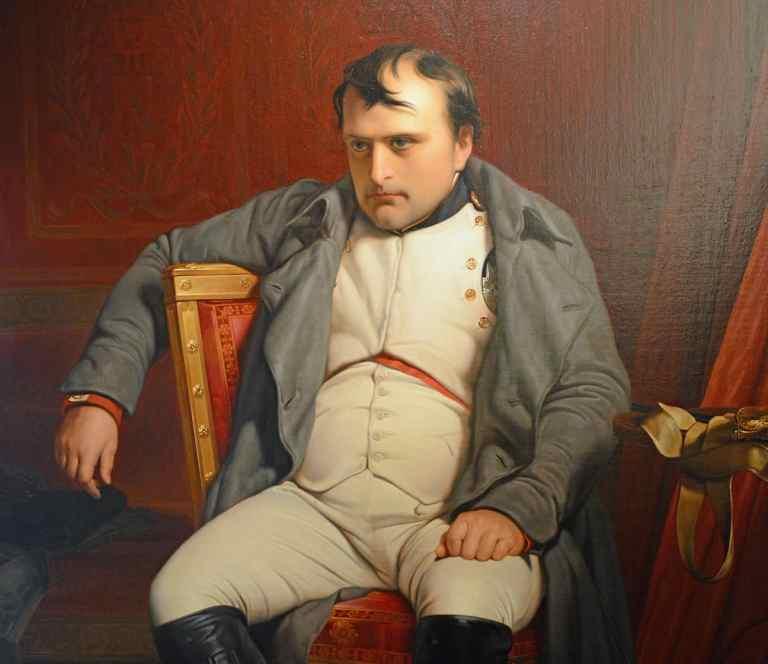 Napoleon I - Musée de l'Armée (Paul Delaroche)