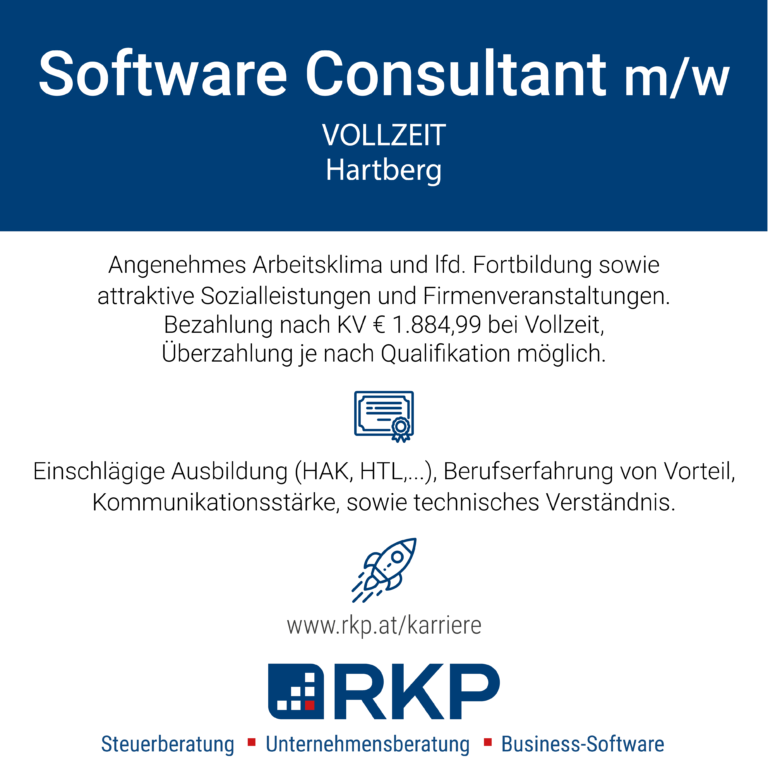 Software Consultant