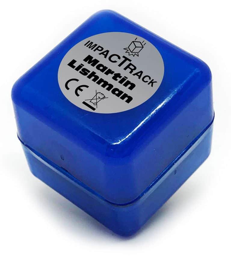 Impactrack, Impact Sensing, Datenlogger, Impactrack, Impact Sensor, Temperaturlogger, Datenlogger