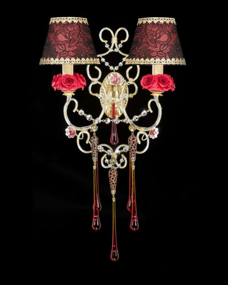 AP1922-applique-lampade-parete-muro-design-classiche-lusso-vetro-murano-artigianali