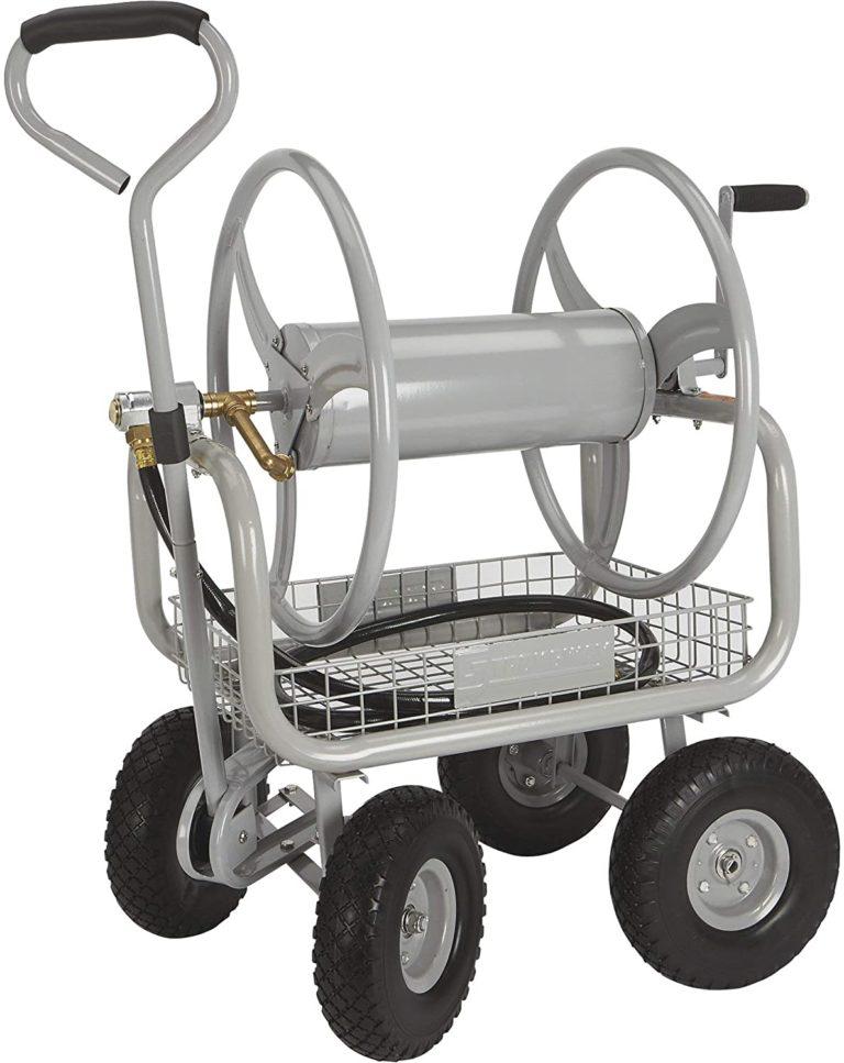 Strongway –  Garden Hose Reel Cart