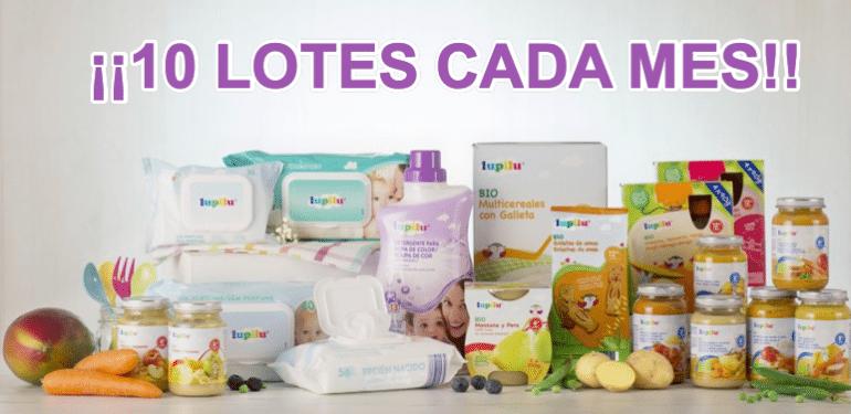 Canastilla bebé gratis Lidl