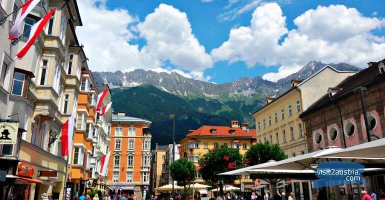 Инсбрук Австрия