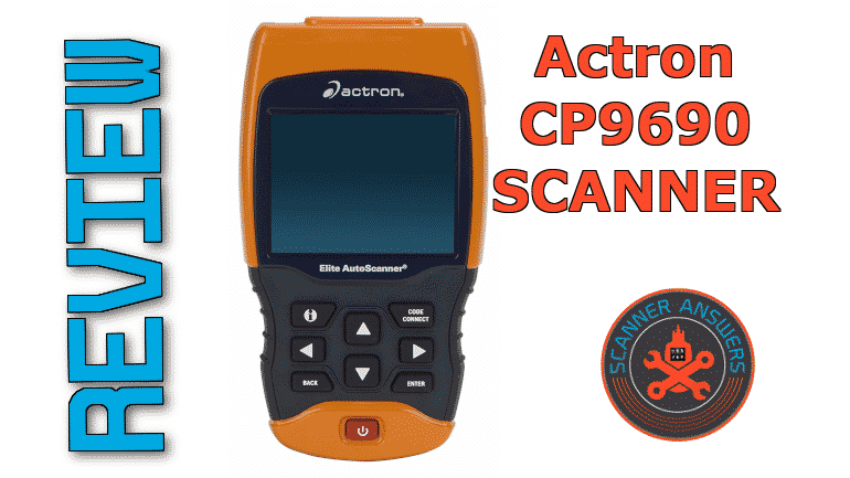 Actron CP9690 review