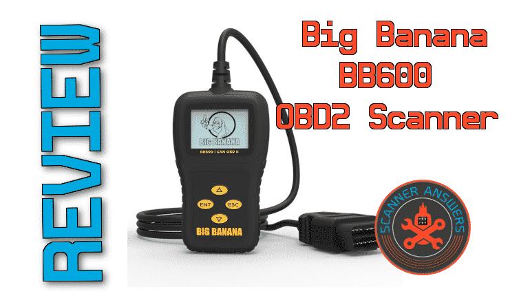 Big Banana BB600 review