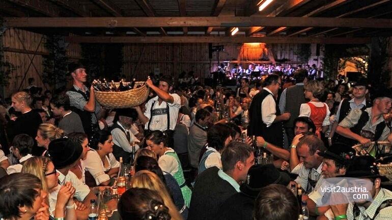 Инсбрук винный фестиваль