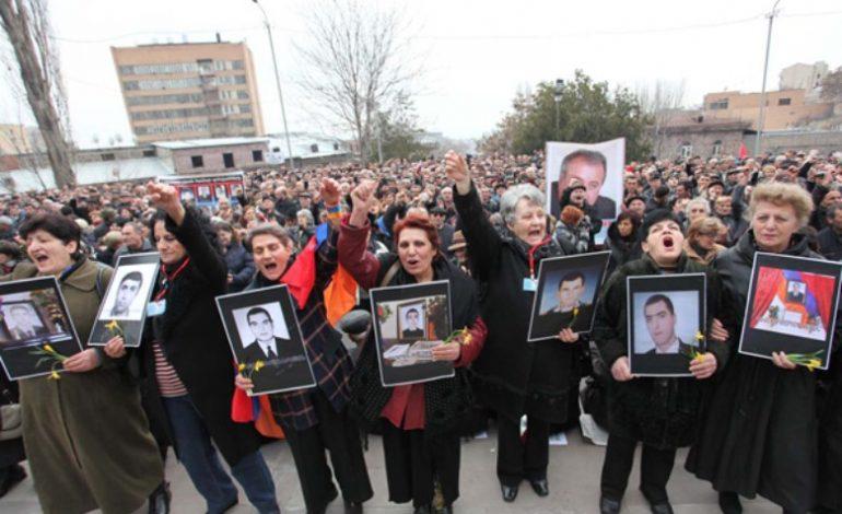 Մարտի 1-ի զոհերի իրավահաջորդներից եւ տուժածներից 41-ին փոխհատուցել են