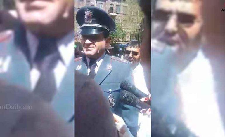 Թեժ վիճաբանություն ոստիկանների և վարորդների միջև. Կողմերը համաձայնության չեն գալիս