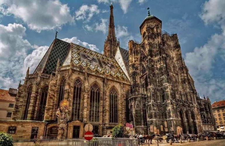Cтефансдом, главная достопримечательность Вены