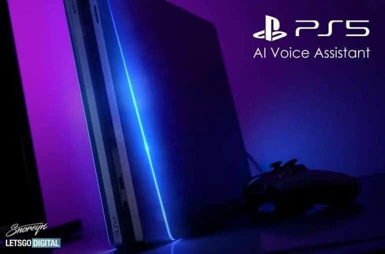 PS5 vídeo apresentação