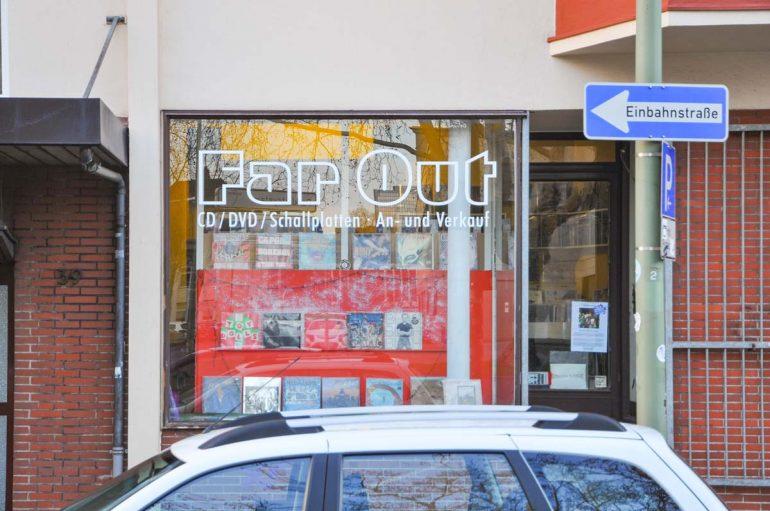 Secondhand-Plattenladen Far Out in Duisburg