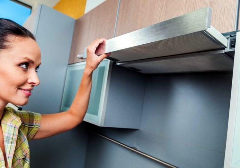 Как выбрать и ухаживать за кухонной вытяжкой?