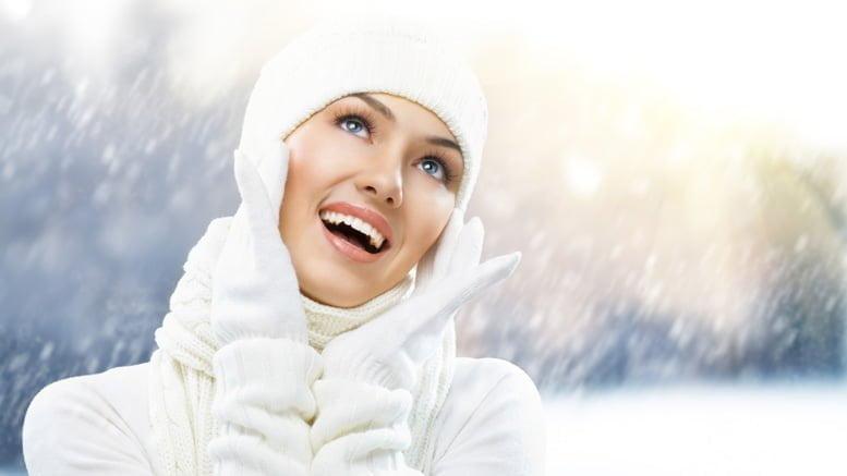 Зимняя свежесть на Вашем лице