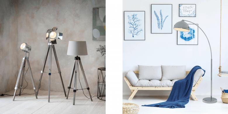Floor Lamps - Blog Header